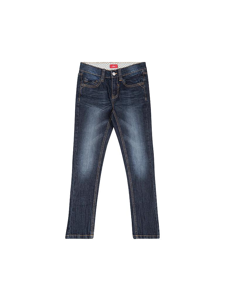 "S.OLIVER | Jungen-Jeans Regular-Fit ""Seattle"" 