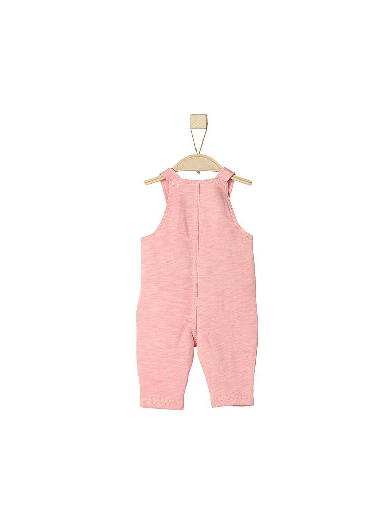 S.OLIVER | Mädchen-Overall | rosa