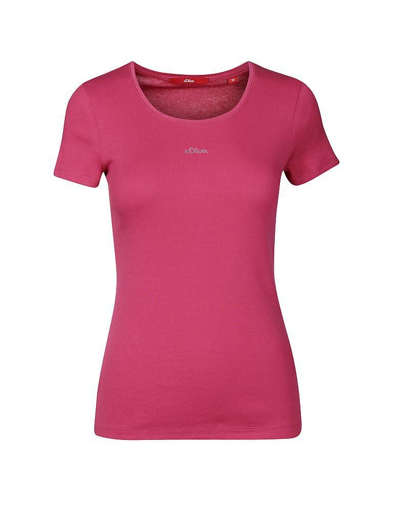 oliver t shirt pink 34. Black Bedroom Furniture Sets. Home Design Ideas
