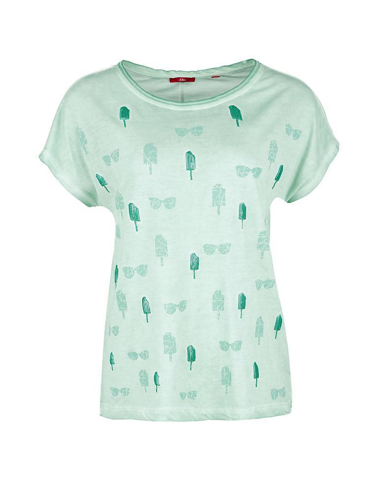 S.OLIVER T-Shirt rosa   34 f426a9752f