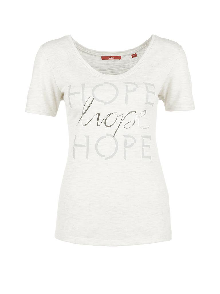 S.OLIVER T-Shirt beige   34 831d6f1a90