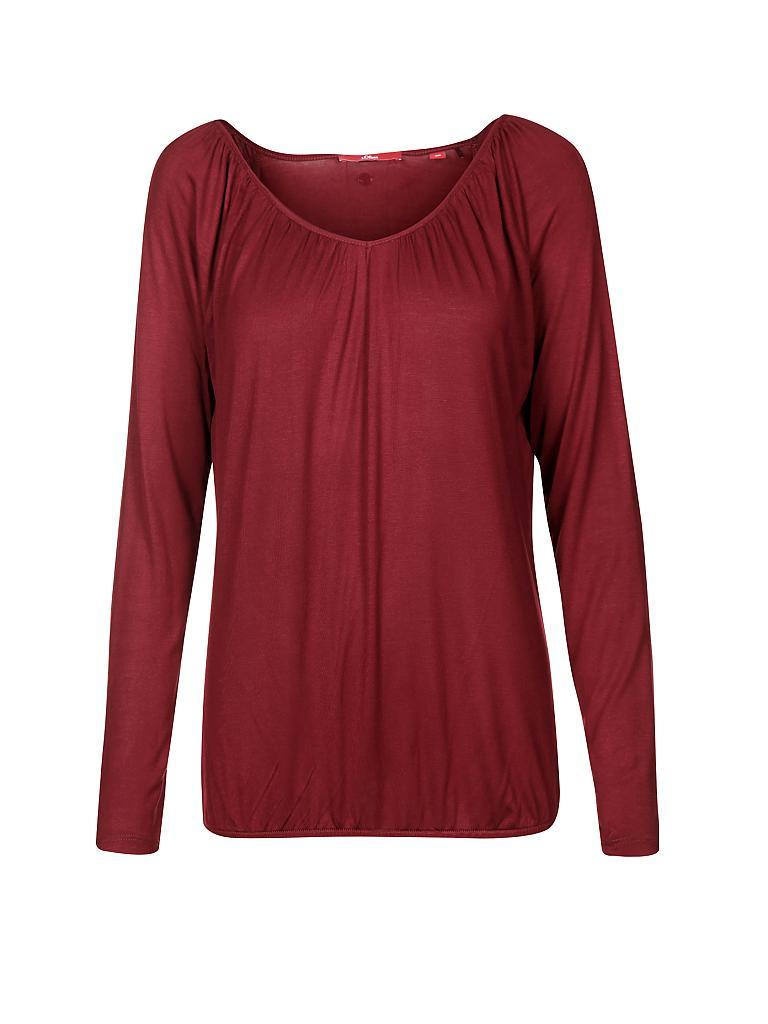 oliver t shirt rot 38. Black Bedroom Furniture Sets. Home Design Ideas