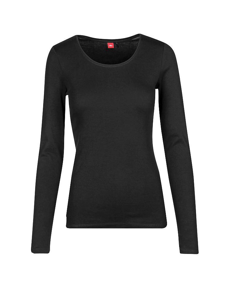 oliver t shirt schwarz 34. Black Bedroom Furniture Sets. Home Design Ideas