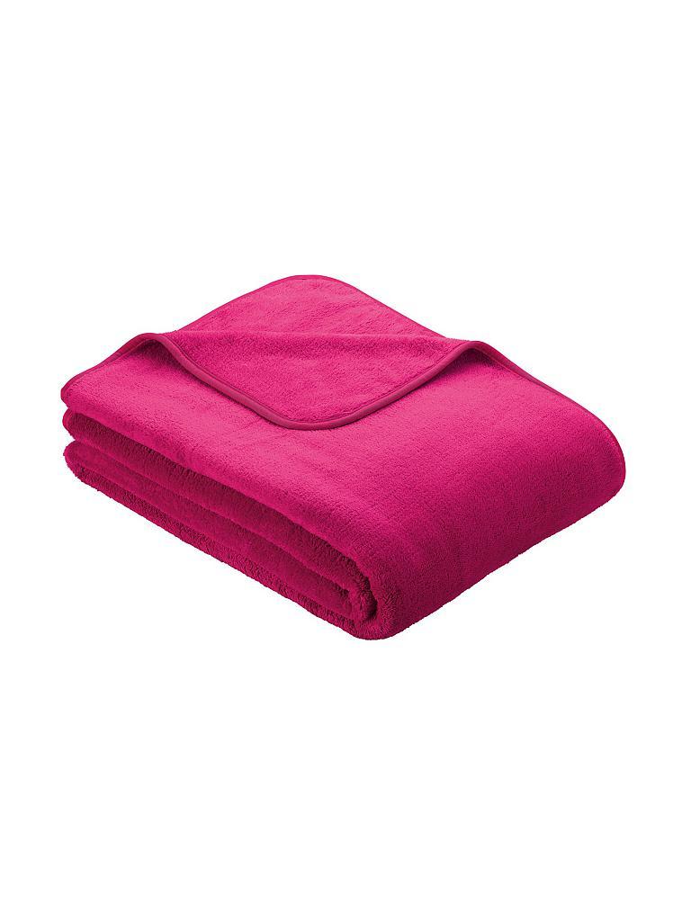 s oliver tagesdecke wellsoft 150x200cm pink pink. Black Bedroom Furniture Sets. Home Design Ideas