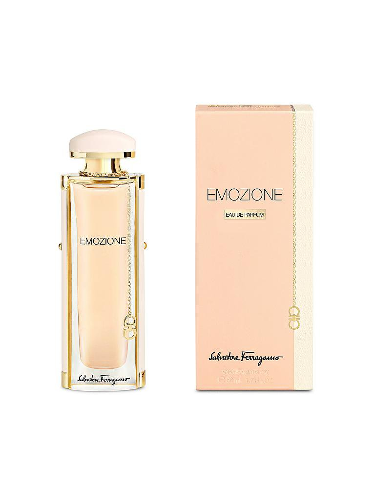 SALVATORE FERRAGAMO | Emozione Eau de Parfum Spray 50ml | transparent
