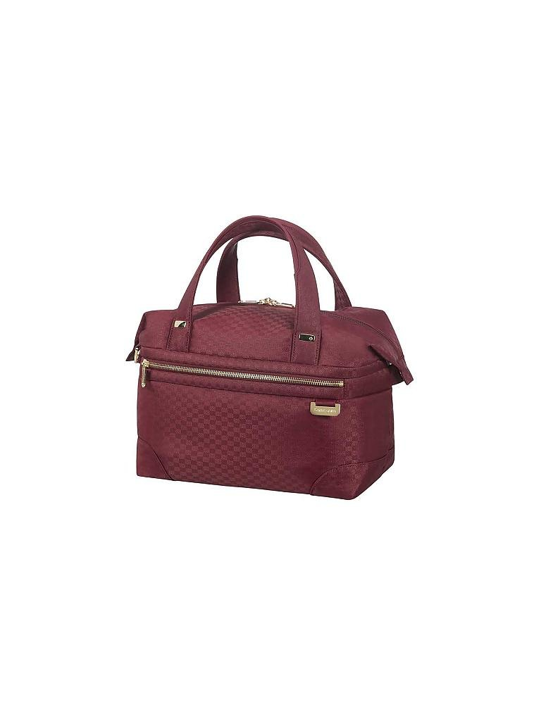 "SAMSONITE | Beautycase ""Uplite"" (Burgundy/Gold) 