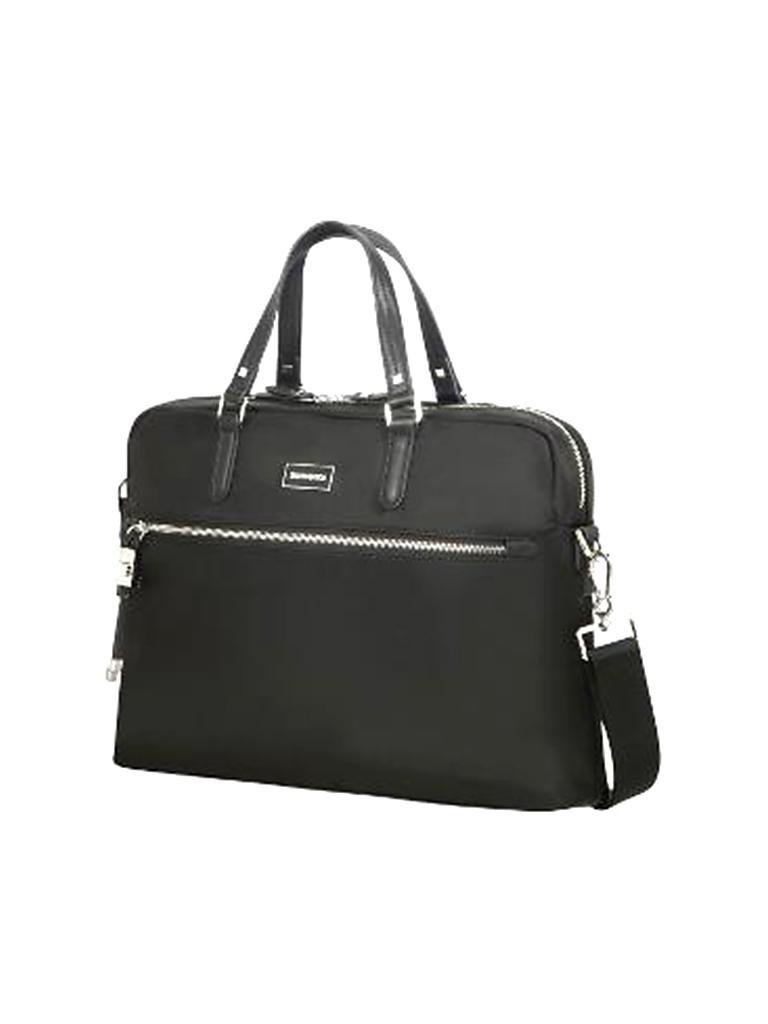 samsonite laptoptasche karizza 15 6 schwarz. Black Bedroom Furniture Sets. Home Design Ideas