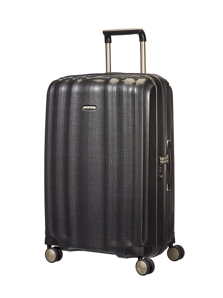 "SAMSONITE | Trolley ""Lite Cube Spinner"" 76 cm (Graphit) 