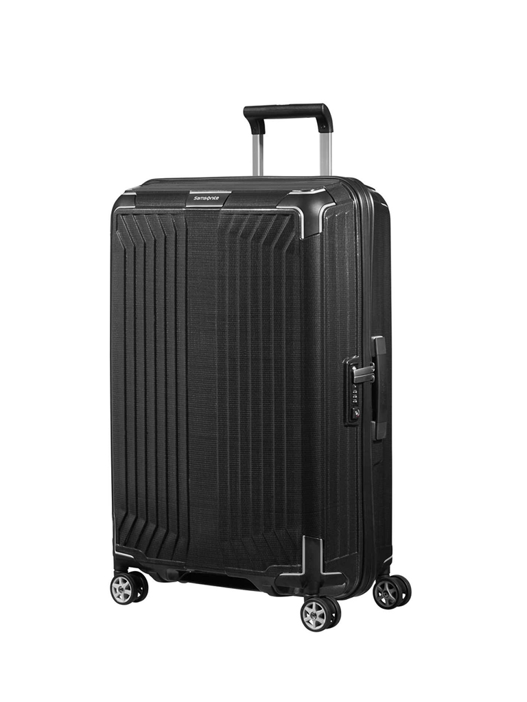 "SAMSONITE | Trolley ""Lite-Box Spinner"" 69cm (Black) 