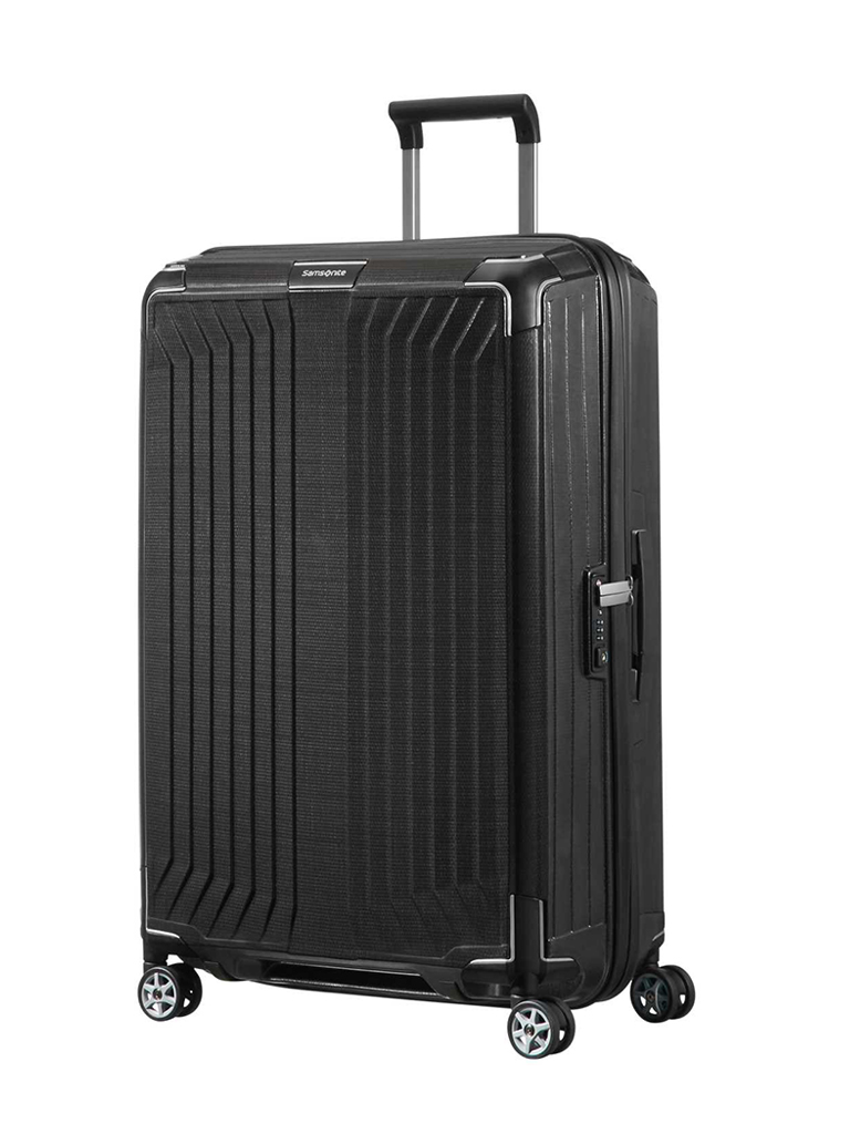 "SAMSONITE | Trolley ""Lite-Box Spinner"" 75cm (Black) 
