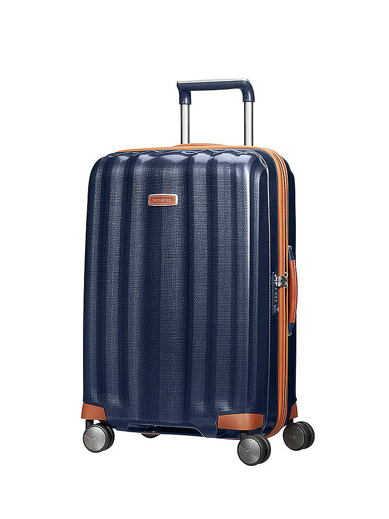 "SAMSONITE | Trolley ""Lite-Cube DLX Spinner"" 68cm (61243 1549 Midnight Blue) 