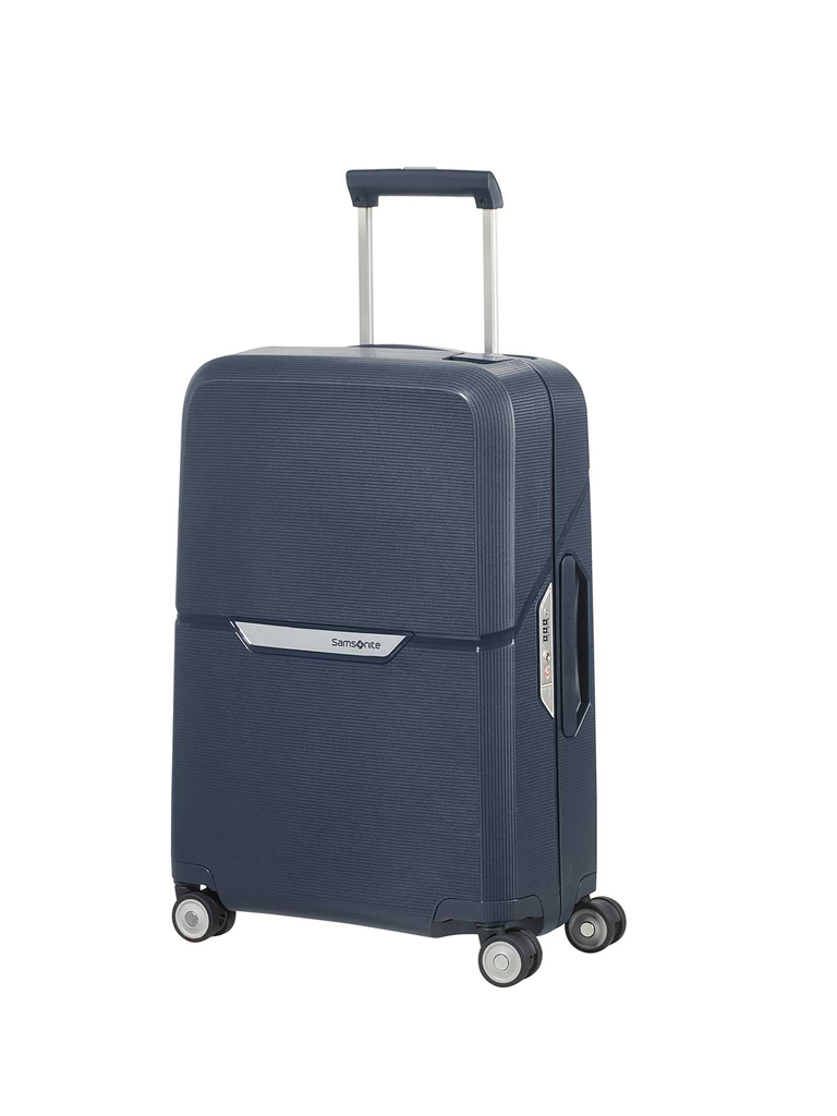 "SAMSONITE | Trolley ""Magnum Spinner"" 55cm (Dark Blue) 