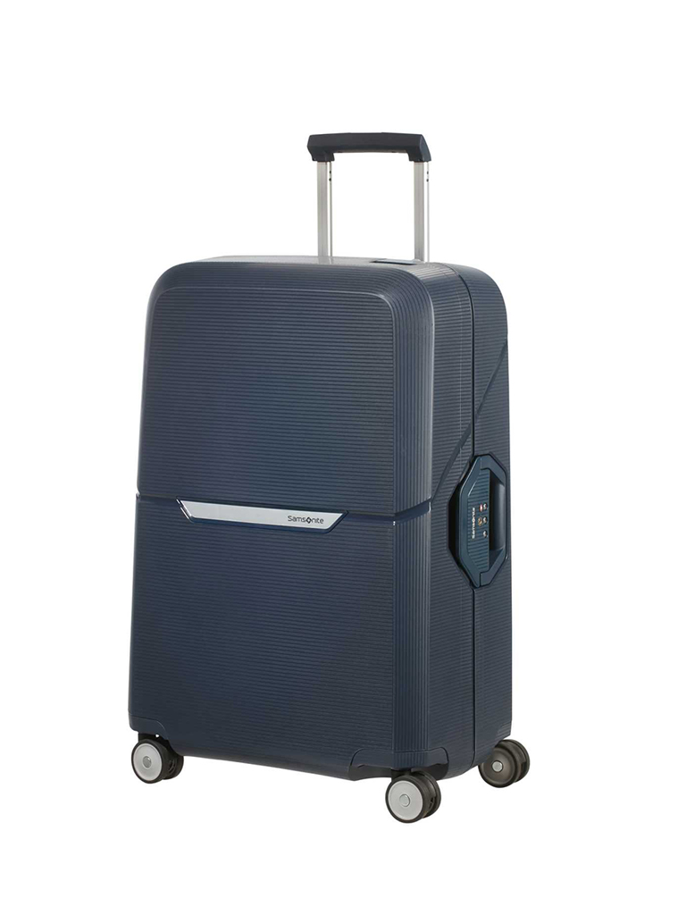 "SAMSONITE | Trolley ""Magnum Spinner"" 69cm (Dark Blue) 