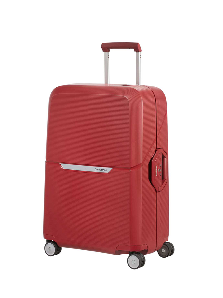 "SAMSONITE | Trolley ""Magnum Spinner"" 69cm (Rust Red) 