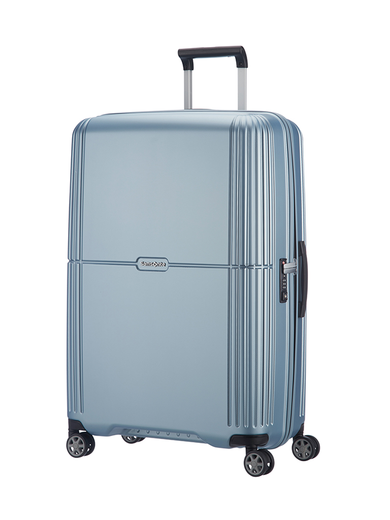 "SAMSONITE | Trolley ""Orfeo Spinner"" 75cm (92670 6260 sky blue) 