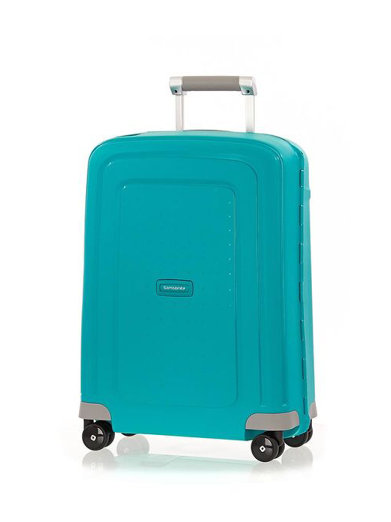 "SAMSONITE | Trolley ""S'Cure"" Spinner 55cm (49539 1012 Aqua) 