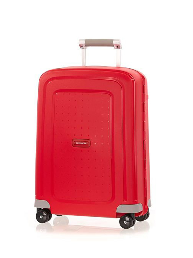"SAMSONITE | Trolley ""S'Cure"" Spinner 55cm (49539 1235 Crimson Red) 