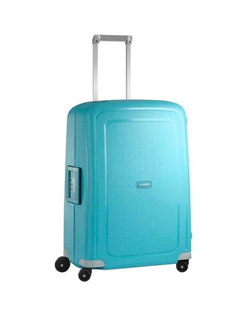 SAMSONITE | Trolley S'Cure Spinner 69cm (49307 1012 Aqua) | türkis