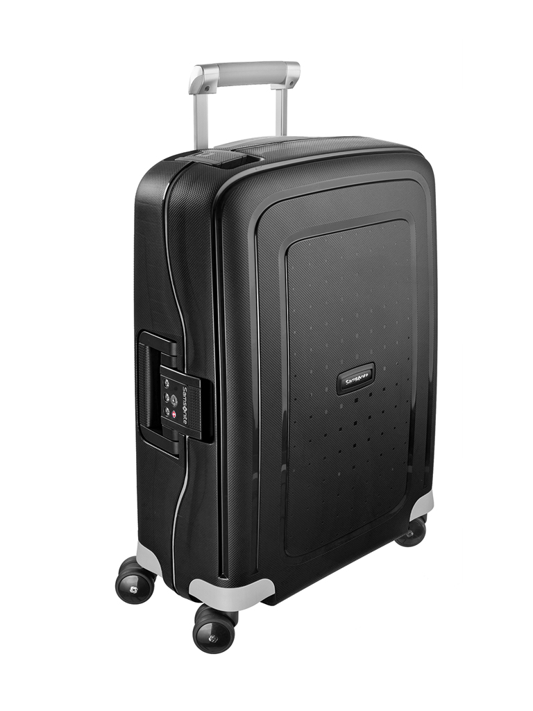 SAMSONITE | Trolley S'Cure Spinner 75cm (Black) | schwarz