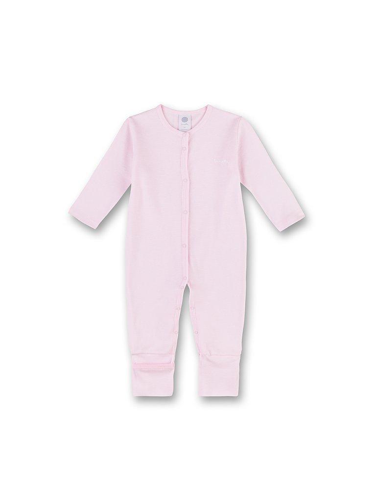 SANETTA Baby-Schlafoverall rosa | 56