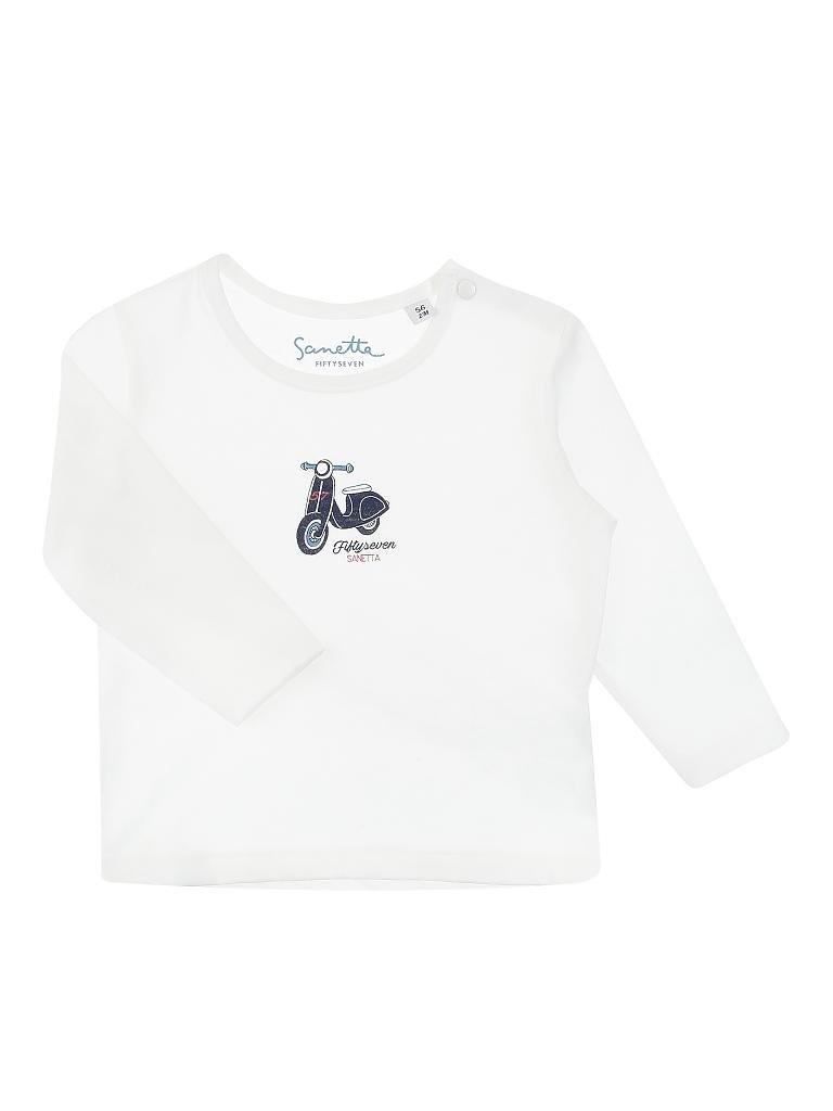 Sanetta Baby-Jungen Shirt Hose