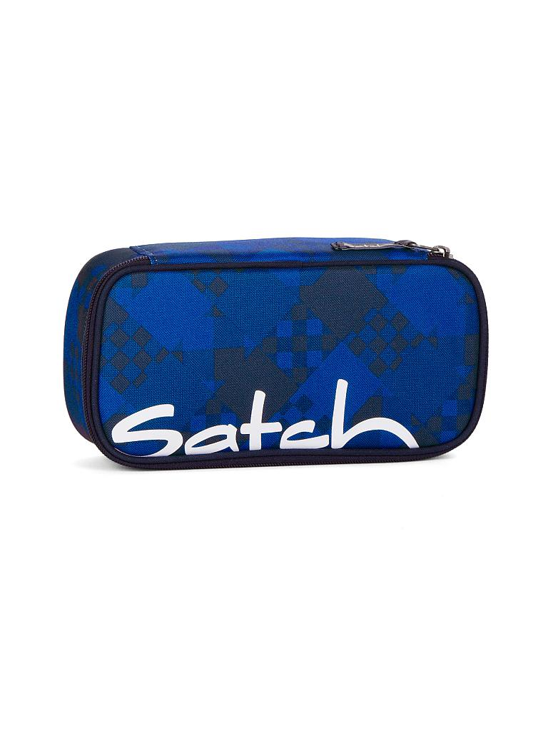 "SATCH | Schlamperbox ""Blue Bits"" 