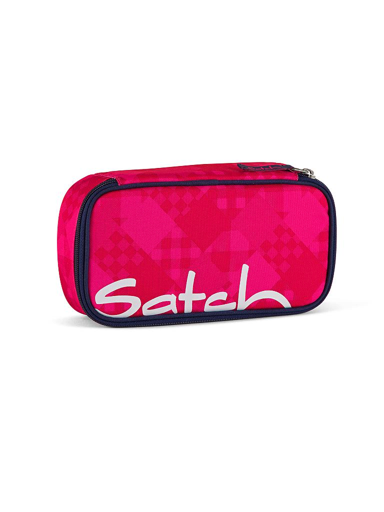 "SATCH | Schlamperbox ""Cherry Checks"" 