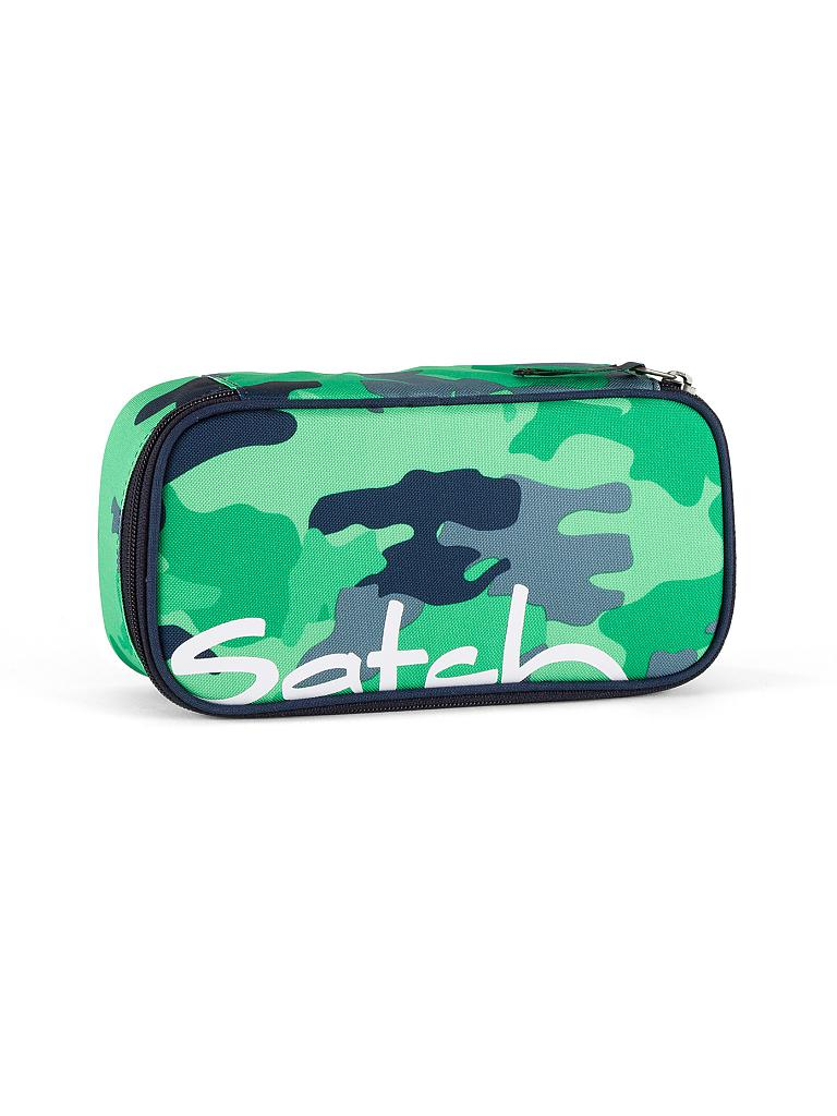 "SATCH | Schlamperbox ""Green Camou"" 