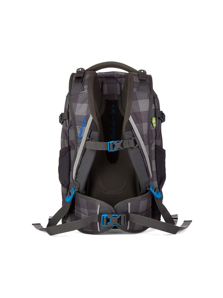 "SATCH | Schulrucksack ""Satch Pack - Checkplaid"" 