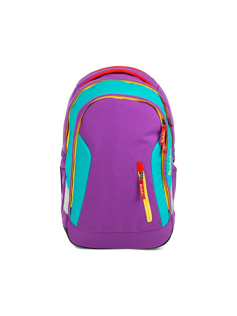 "SATCH | Schulrucksack ""Sleek - Flash Runner"" 