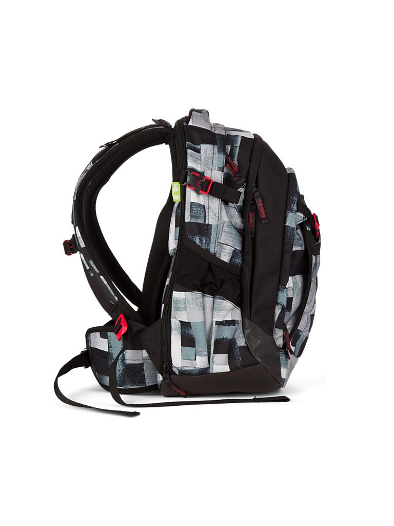 "SATCH | Schulrucksack ""Satch Match - City Fitty"" 