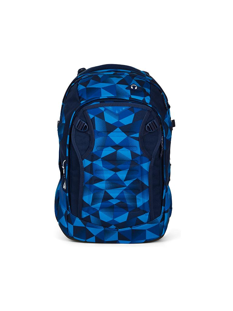 SATCH | Schulrucksack Satch Match Blue Crush | blau