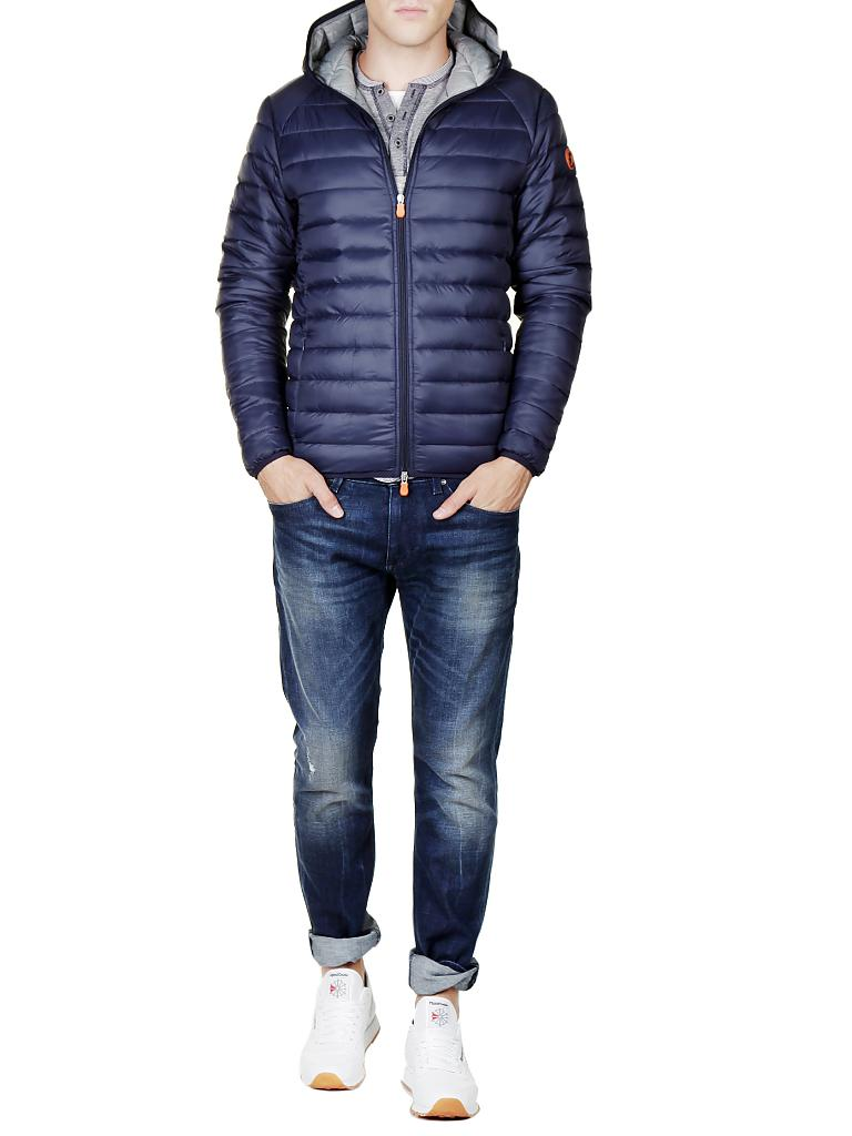 SAVE THE DUCK | Leichtsteppjacke  | blau