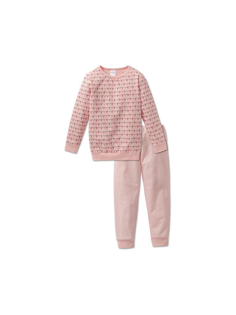 d58d45f12e SCHIESSER Mädchen-Pyjama