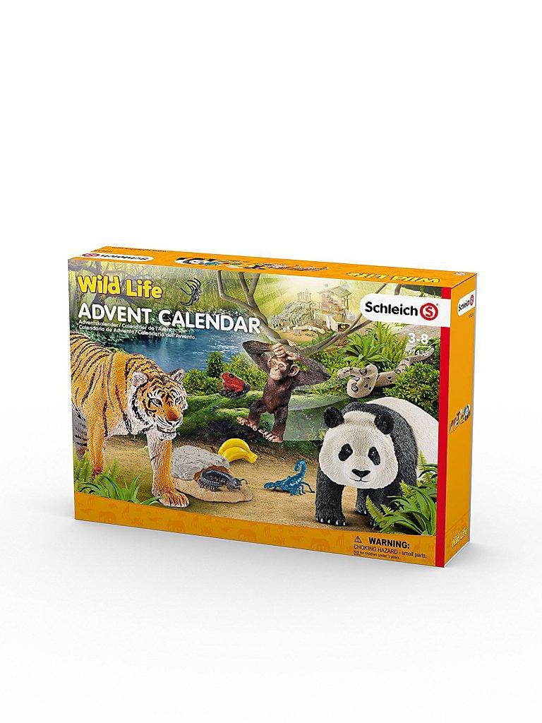 SCHLEICH Adventkalender Wild Life 97433