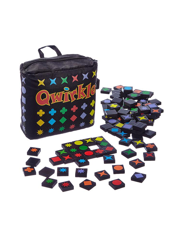 SCHMIDT-SPIELE | Qwirkle Travel | transparent