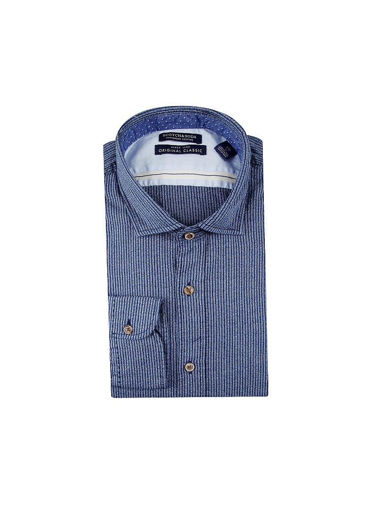 SCOTCH & SODA | Hemd  | blau