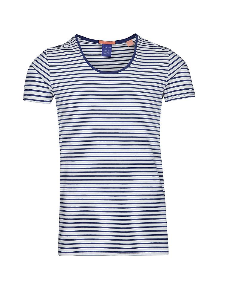 SCOTCH & SODA | T-Shirt  | blau