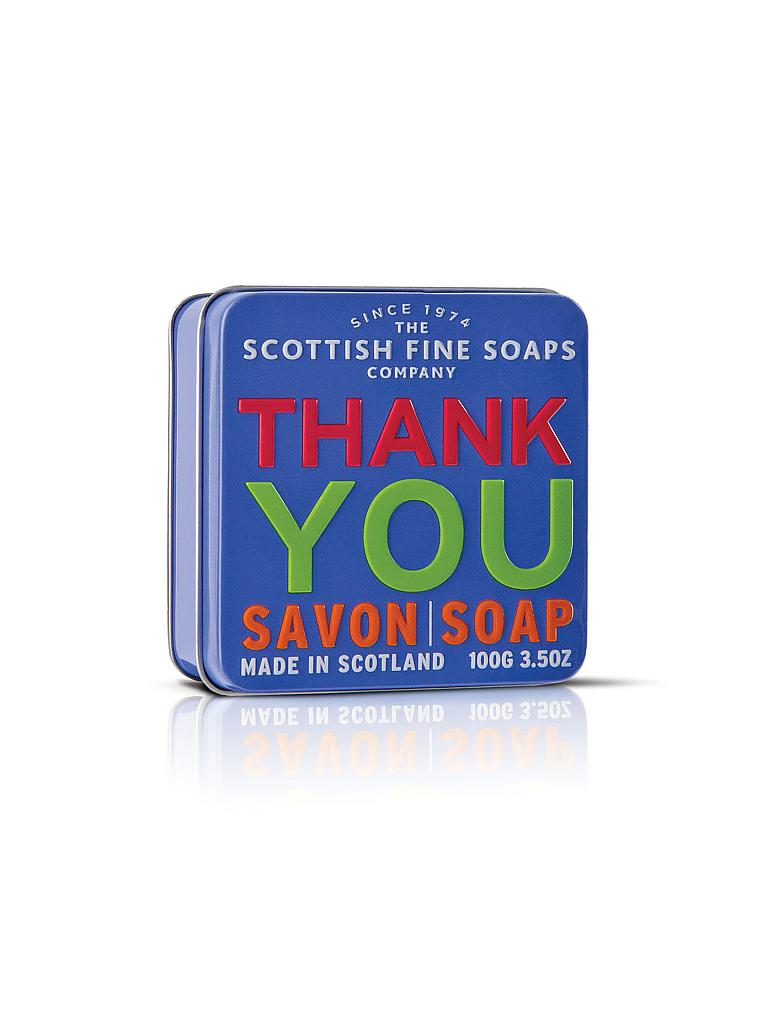 "SCOTTISH FINE SOAPS | Seife ""Thank you"" 100g 