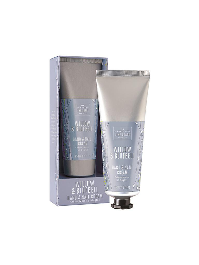 SCOTTISH FINE SOAPS | Willow & Bluebell - Handcreme 75ml | transparent