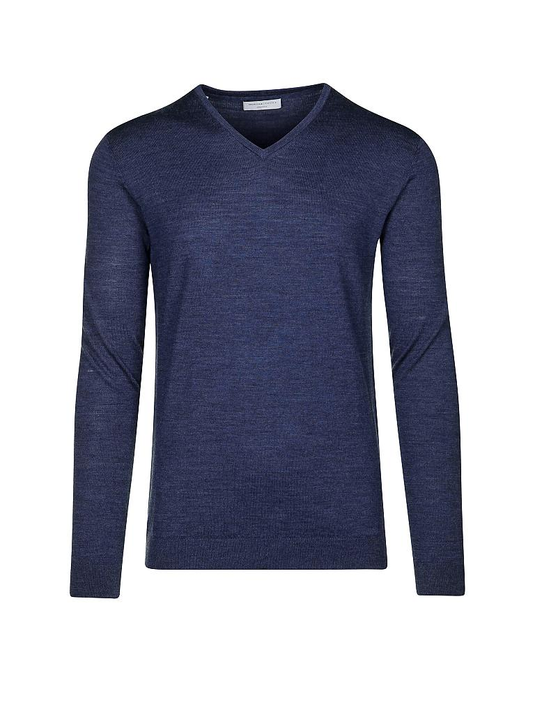 SELECTED | Pullover | blau