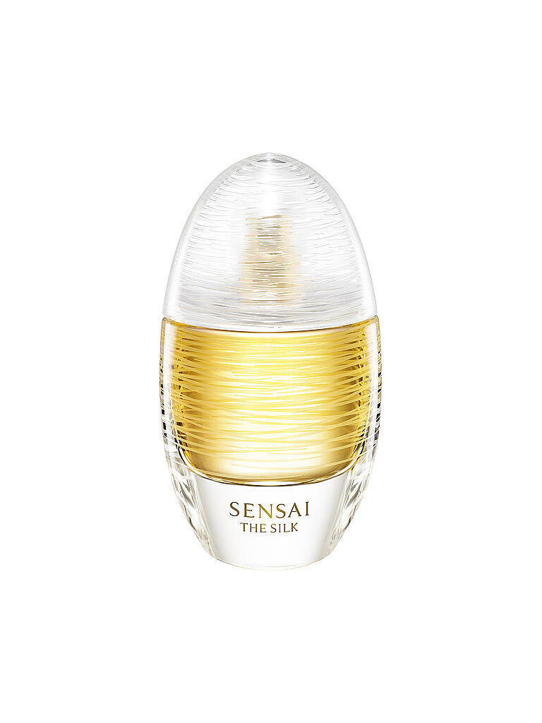 SENSAI |  The Silk - Eau de Parfum Spray  50 ml  | transparent