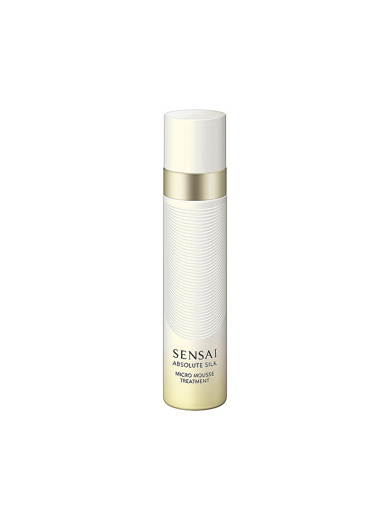 SENSAI | Absolute Silk Micro Mousse Treatment 90ml | transparent