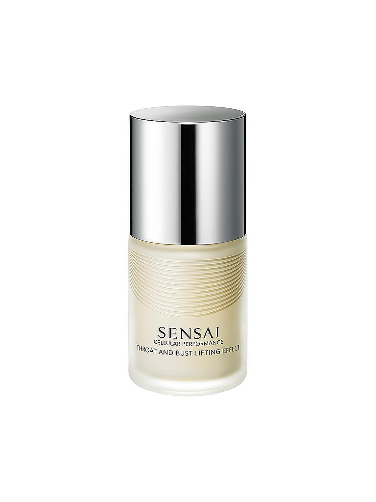 SENSAI | Cellular Performance - Throat and Bust Lifting Effect 100ml | transparent