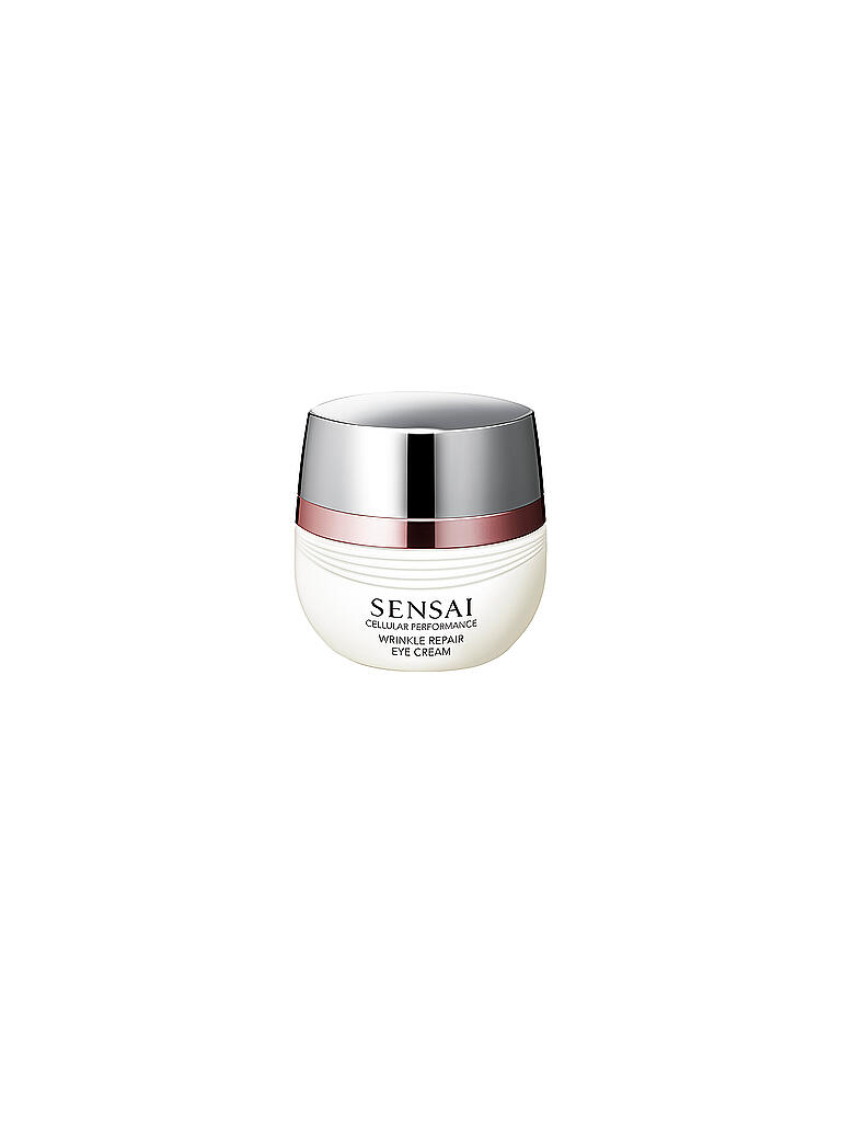 SENSAI | Cellular Performance - Wrinkle Repair Eye Cream 15ml | transparent