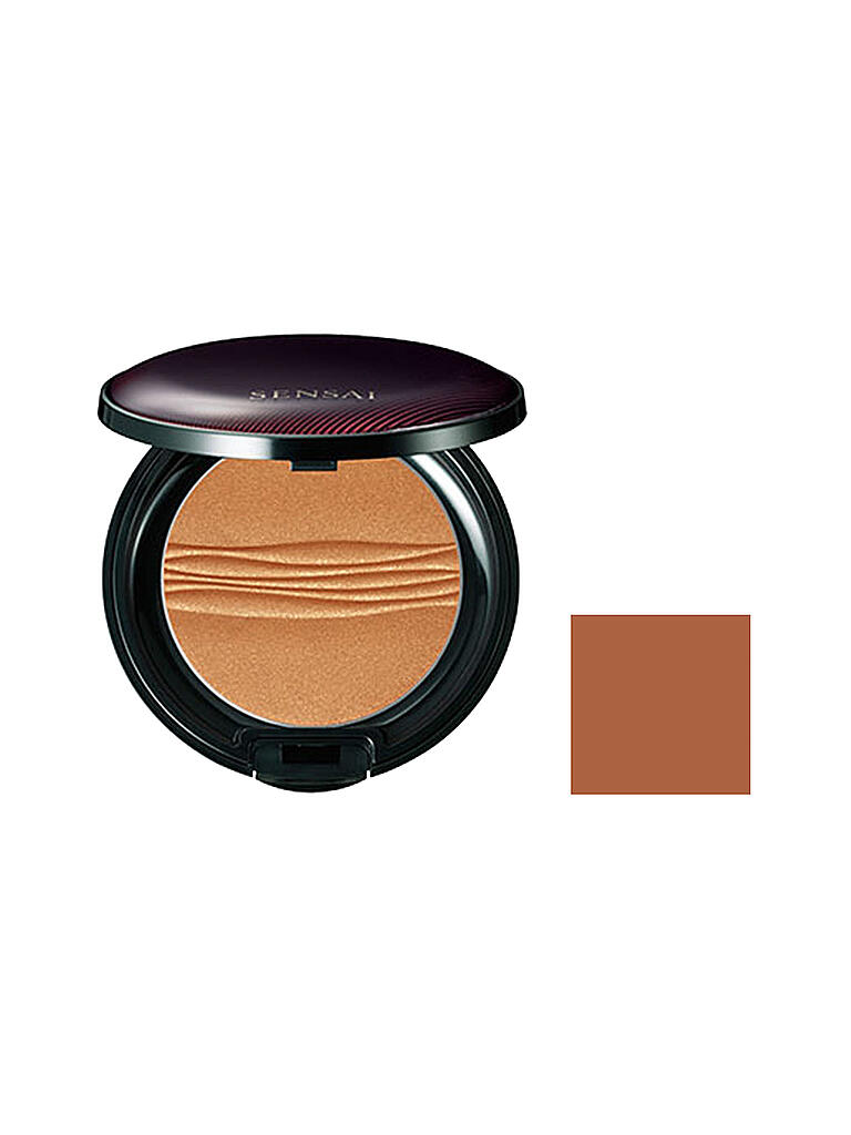 SENSAI | Foundations - Bronzing Powder (BP 02 Deep Tan) | beige