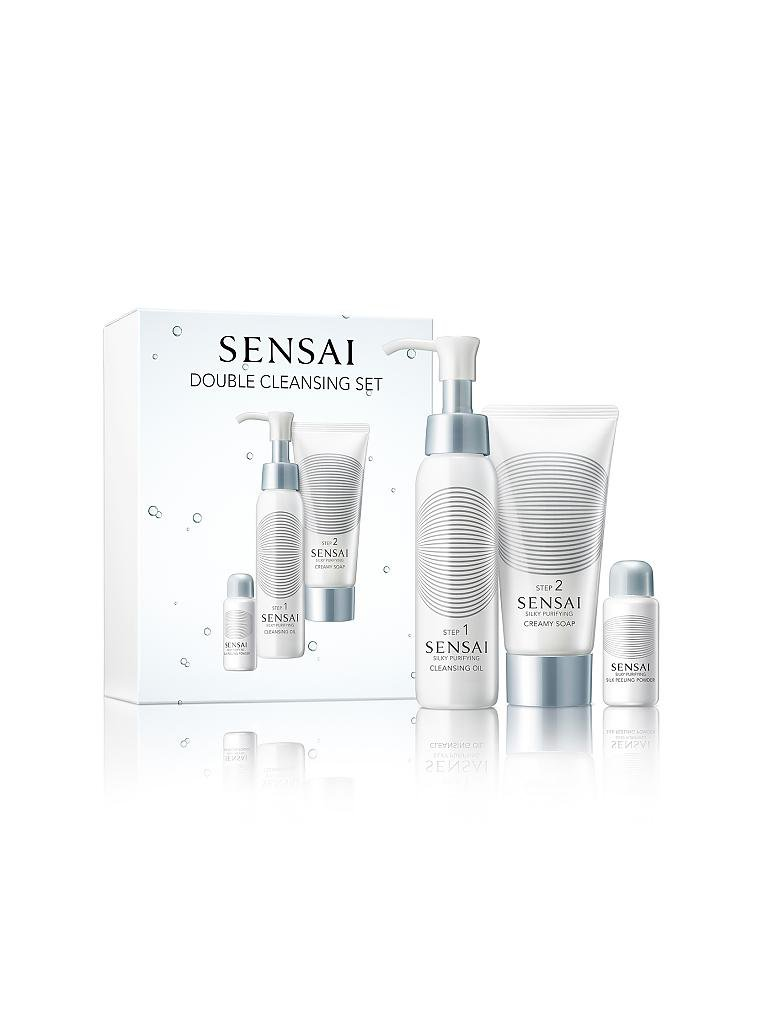 SENSAI | Geschenkset - Double Cleansing Set 2x75ml/5g | transparent