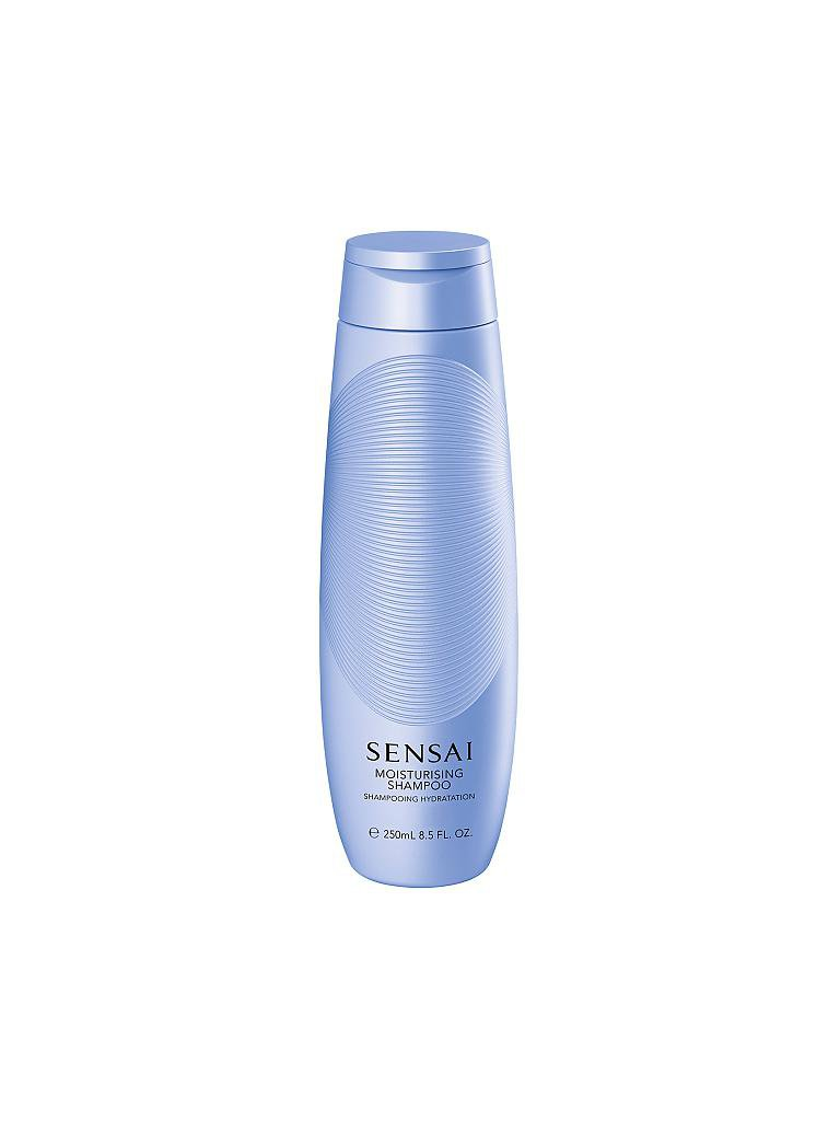 SENSAI | Hair Care - Moisturising Shampoo 250ml | transparent
