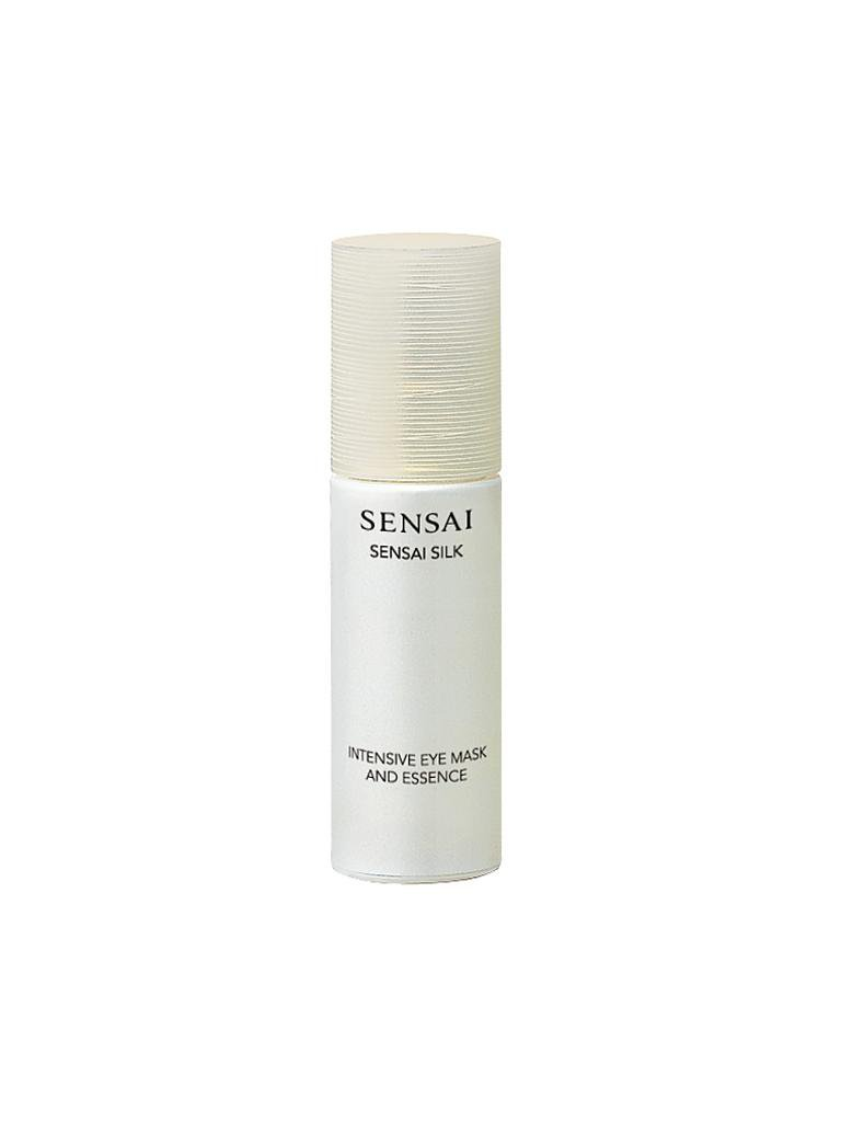 SENSAI | Silk - Intensive Eye Mask & Essence 40ml | transparent