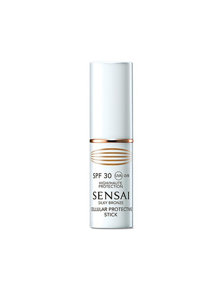 SENSAI | Silky Bronze - Cellular Protective Stick SPF 30 9g | transparent